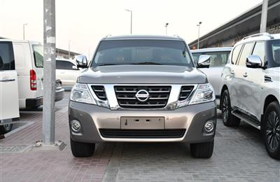 NISSAN PATROL PLATINUM SE MODEL 2016 - GREY - 164,000 KM -...