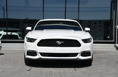 FORD MUSTANG MODEL 2017 - WHITE - 31,000 MILE - V6 - CAR...