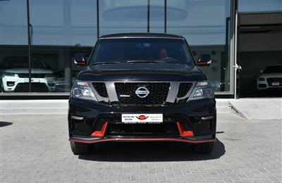 NISSAN PATROL TITAINUM  NISMO  MODEL 2015 - BLACK -...