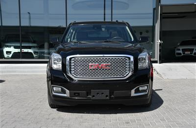 GMC DENALI YUKON MODEL 2016 - BLACK  - 90,000 KM - V8 -...