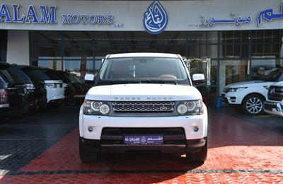 RANG ROVER SPORT SUPERCHARGED- 2011- WHITE- 131 000 KM-...