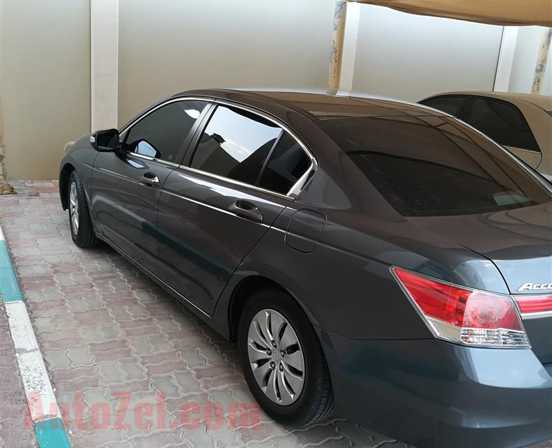 Honda accord American 2012