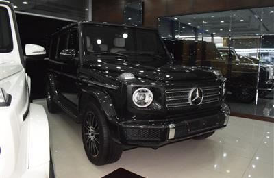 MERCEDES BENZ  G500 MODEL 2019 - BLACK - 37,000 KM - V8 -...