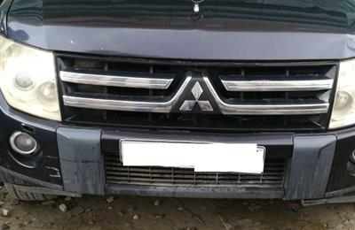 2008 Mitsubishi Pajero GLS no 1 - GCC - for sale in Ajman...