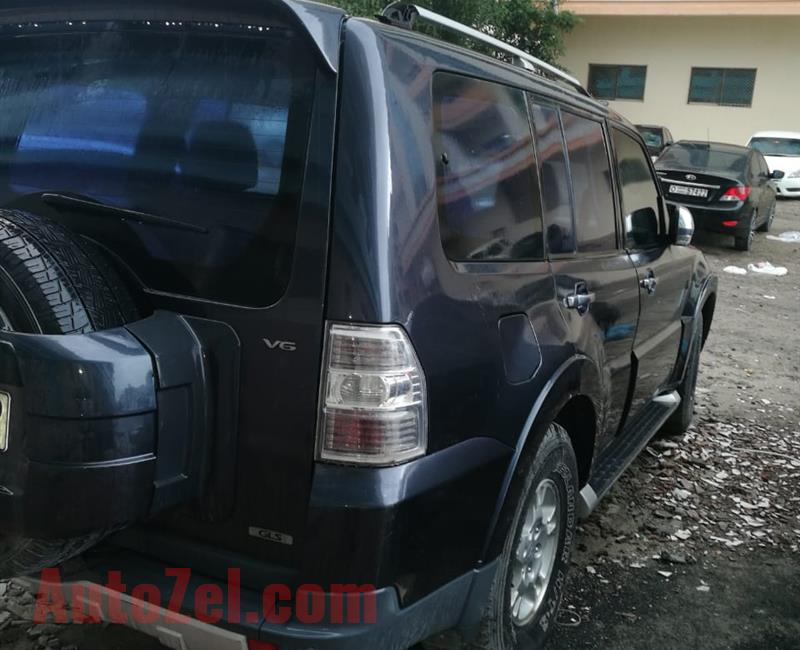 2008 Mitsubishi Pajero GLS no 1 - GCC - for sale in Ajman - Al Swan