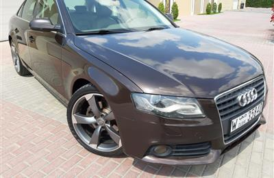 Audi A4 2011 2.0T with Sline Kit- Reduced