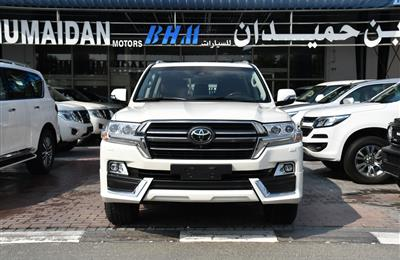 TOYOTA LAND CRUISER VXR 5.7 V8- 2019- WHITE- 31 000 KM-...