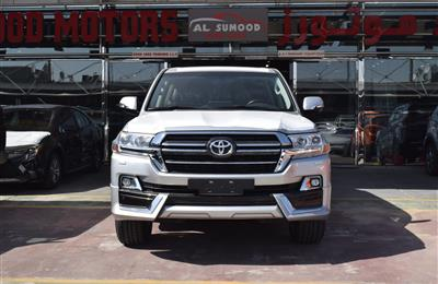 BRAND NEW LAND CRUISER VXE- 2020- SILVER- GCC SPECS