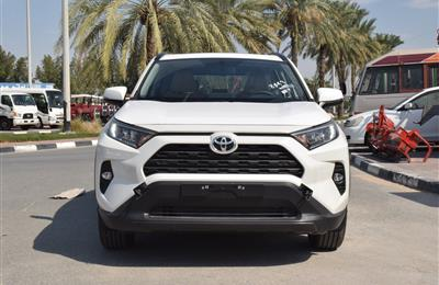 BRAND NEW TOYOTA RAV 4- 2020- WHITE- 2020- GCC SPECS- PLS...