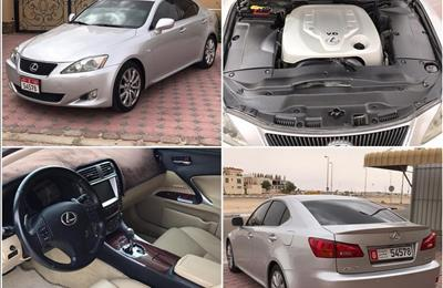 Lexus Is300 2008 Model full option