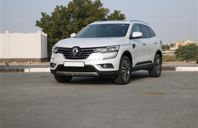RENAULT KOLEOS 4X4 TOP OF THE RANGE 3 YEAR WARRANTY/SELF...
