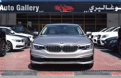 BRAND NEW BMW 520i- 2020- GOLD- GCC SPECS