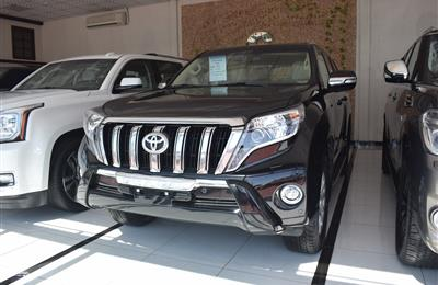 TOYOTA LAND CRUISER PRADO VXR- 2016- BLACK- 110 000 KM-...