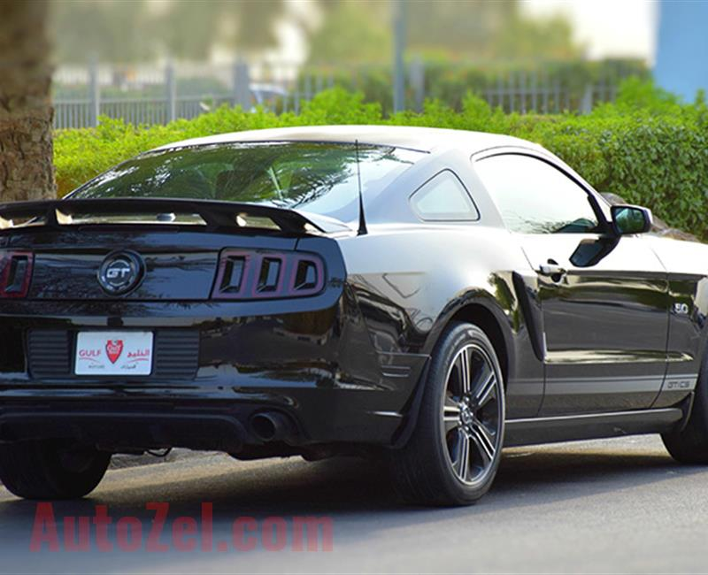 Ford Mustang FORD MUSTANG - 2014 - GT - 5.0 - 100% ACCIDENT FREE - 1 YEAR WARRANTY - VAT INCLUSIVE