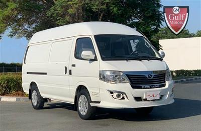 KING LONG - 2016 - DELIVERY VAN - EXCELLENT CONDITION...