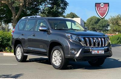 GCC TOYOTA PRADO VXR V6 - 2016 - FULL OPTION - EXCELLENT...