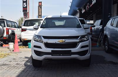 CHEVROLET TRAILBLAZER LT- 2018- WHITE- 15 000 KM- GCC...