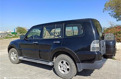 pajero 2008 base option 3.0  GCC very good condition