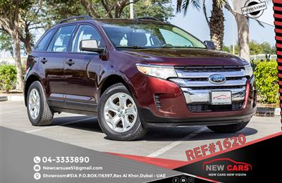 FORD EDGE- 2013- GCC SPECS- 800 AED/MONTHLY