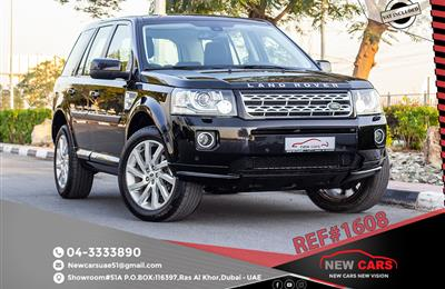 LAND ROVER LR2 FULL OPTION- 2014- GCC SPECS- 805...