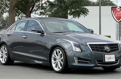 Cadillac ATS - 2013 - EXCELLENT CONDITION - BANK FINANCE...