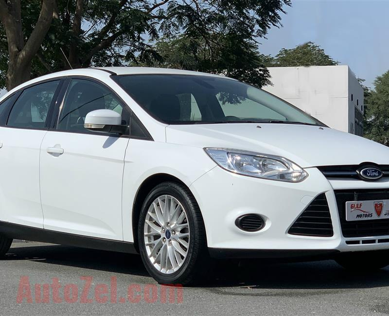 Ford Focus - 2013 - EXCELLENT CONDITION - BANK FINANCE AVAILABLE