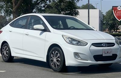 Hyundai Accent 1.6L - 2015 - EXCELLENT CONDITION - BANK...
