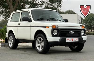 Lada Niva - 2016 - EXCELLENT CONDITION - LOW MILEAGE -...