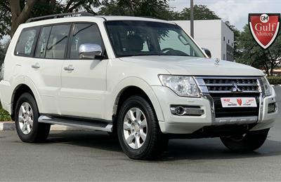 Mitsubishi Pajero GLS V6 - 2015 - FULL OPTION - EXCELLENT...