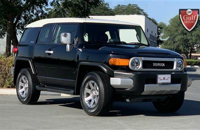 Toyota FJ Cruiser GXR - 2017 - EXELLENT CONDITION - AGENCY...