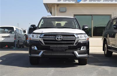 BRAND NEW LAND CRUISER VXE- 2020- BLACK- GCC SPECS