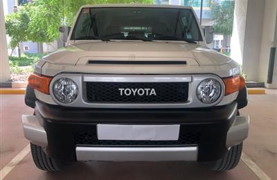 2016 Toyota FJ Cruiser(Lady driven) for Sale