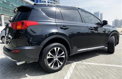 Rav 4 2015 - Agency Maintained - GCC - 57000 Only