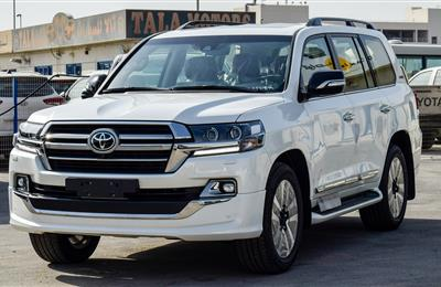 For Export TOYOTA LAND CRUISER EXECUTIVE LOUNGE  2020 -...