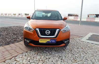 NISSAN KICKS  2017 GCC