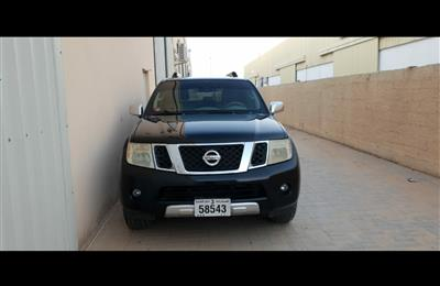 Nissan Pathfinder LE 2009 Full Option GCC