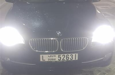 BMW 530Li 2012 Model GCC Specs Under Warranty!!!