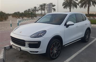 Porsche  Cayenne Turbo V8 for sale