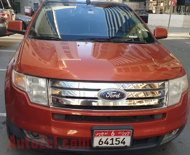 Ford Edge 2008 Limited for Urgent Sale