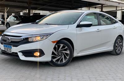 HONDA CIVIC 2016 FULL OPTION