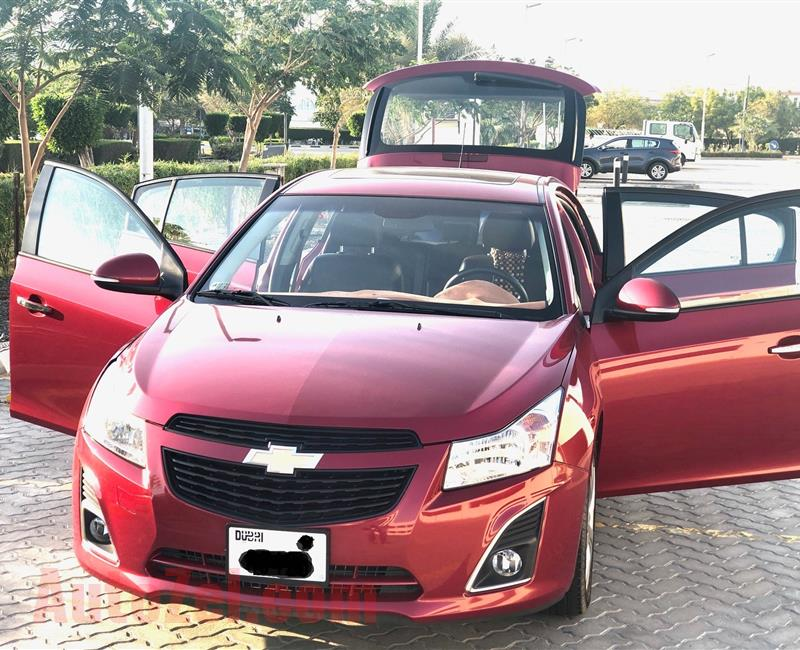 Chevrolet Cruze LT, Full options