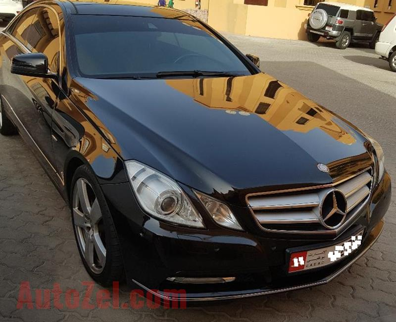 Mercedes E250 Coupe ...Very Clean 2nd Owner