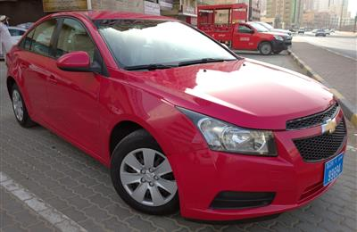 Chevrolet Cruze LS Model 2010 Year Fully Automatic Gulf...