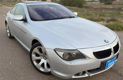 BMW 630i Sport Coupe Model 2007 Year Fully Loaded Options...