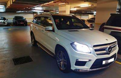 Exclusive one of a kind GL500 in UAE