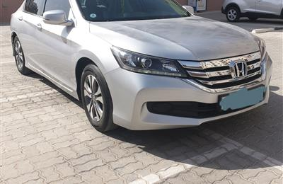 Honda Accord GCC 2015, (Single Owner & Maintained from...