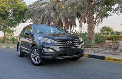 Santafe V4(680AEDx60)-Wonderful condition-Single lady...