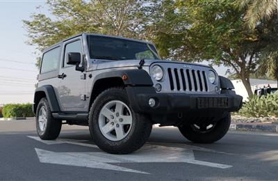 JEEP WRANGLER- GOOD CONDITION- ORIGINAL PAINT- NO ACCIDENT