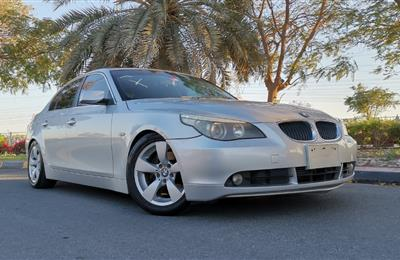 BMW 530i- GOOD CONDITION- BEST PRICE