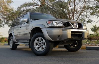NISSAN PATROL SUPER SAFARI 4X4- MANUAL TRANSMISSION-...